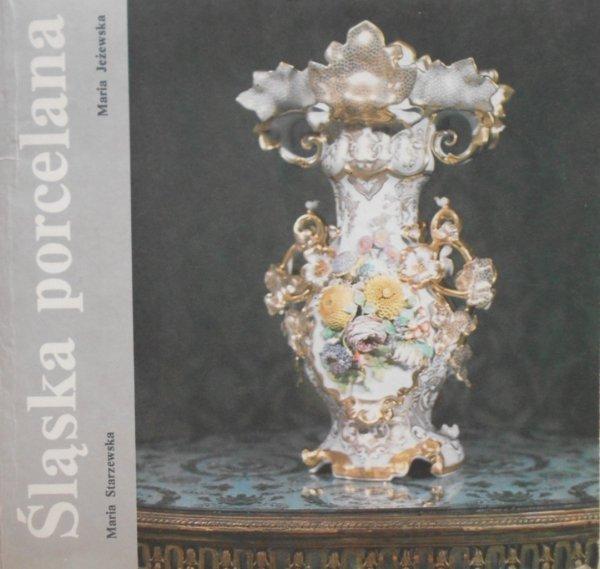 Maria Starzewska, Maria Jeżewska • Śląska porcelana