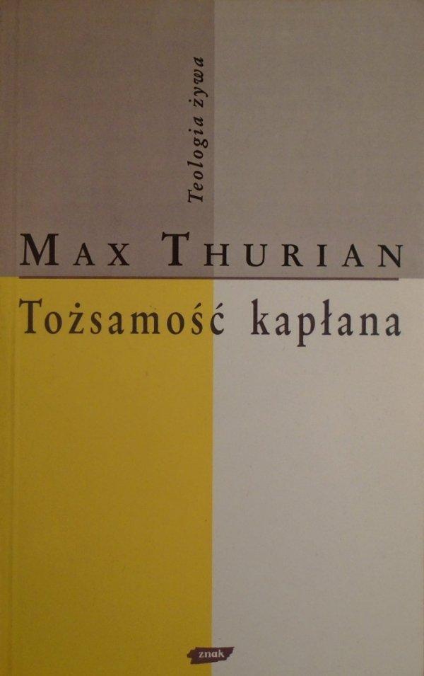 Max Thurian • Tożsamość kapłana [Teologia żywa]