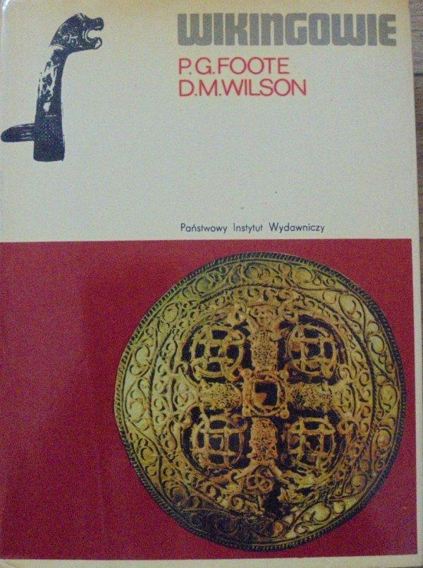 P.G.Foote, D.M.Wilson • Wikingowie