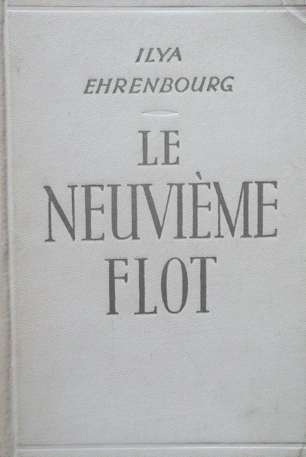 Ilya Ehrenbourg • Le neuvieme flot