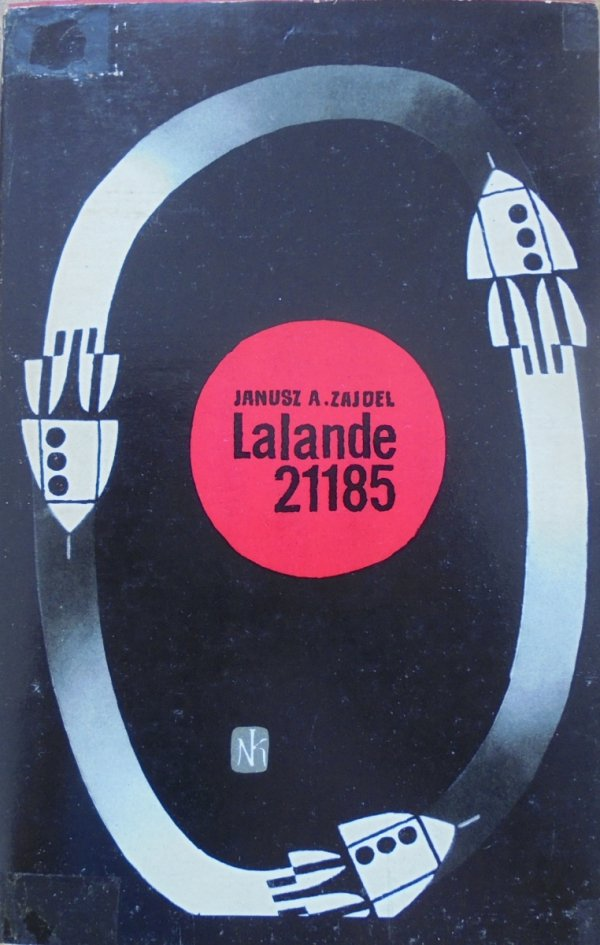 Janusz A. Zajdel • Lalande 21185 [Teresa Wilbik]