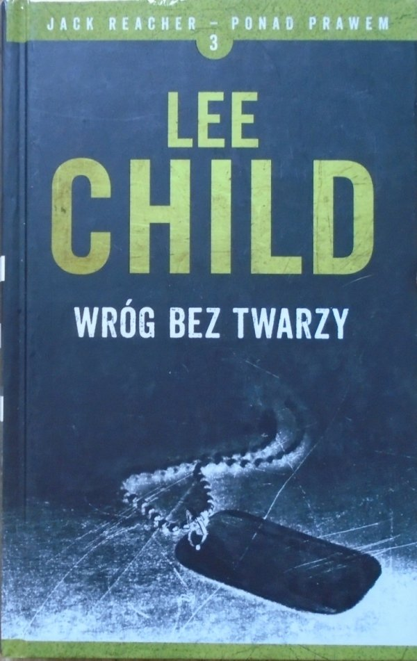 Lee Child • Wróg bez twarzy