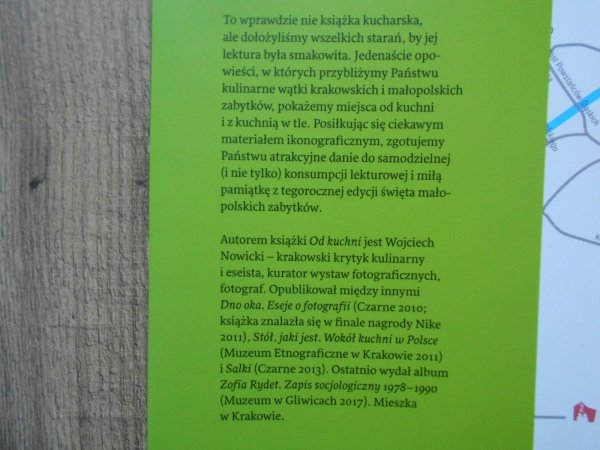 Wojciech Nowicki • Od kuchni