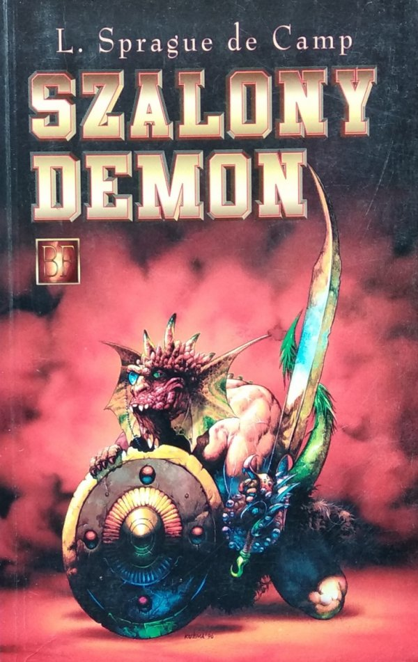 L. Sprague de Camp  • Szalony demon