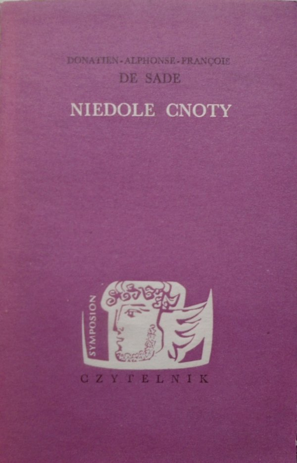 Donatien Alphonse Francois de Sade Niedole cnoty