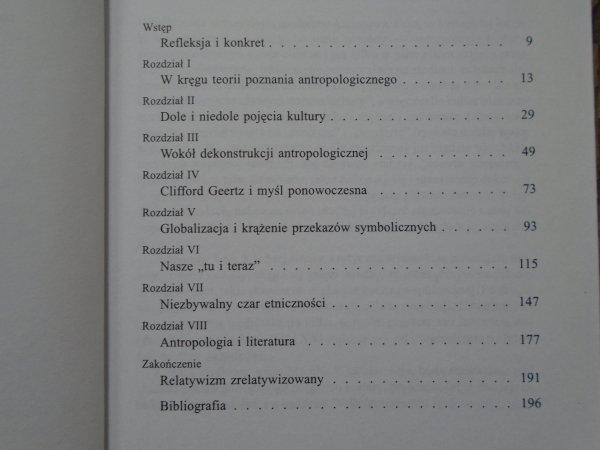 Wojciech Józef Burszta • Różnorodność i tożsamość. Antropologia jako kulturowa refleksyjność