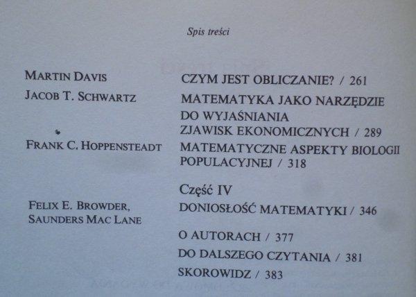 Lynn Arthur Steen • Matematyka współczesna. Dwanaście esejów