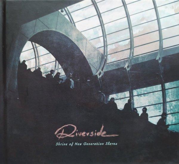 Riverside Shrine of New Generation Slaves 2CD