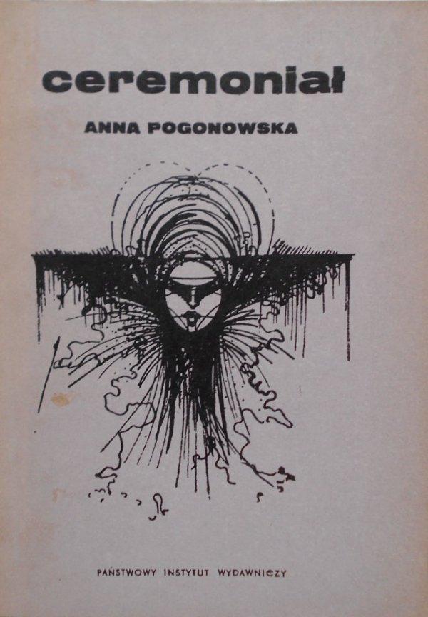 Anna Pogonowska • Ceremoniał