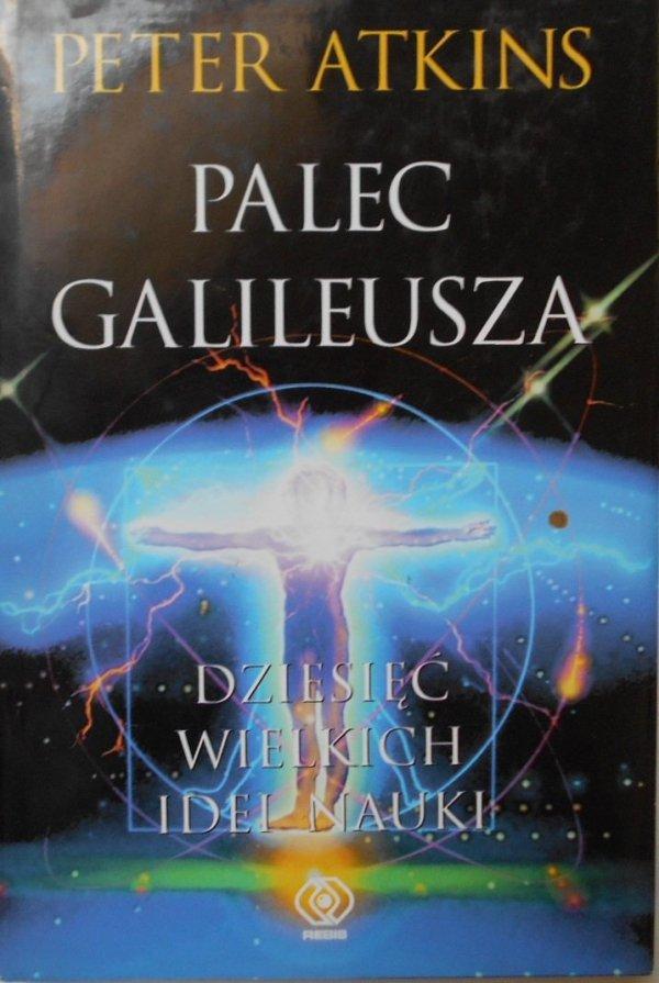 Peter Atkins • Palec galileusza
