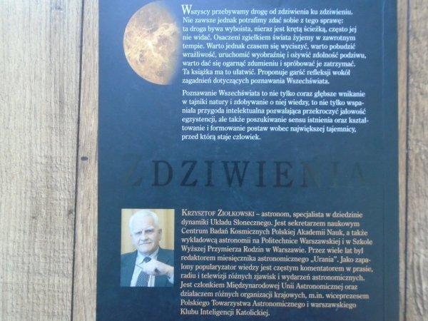 Krzysztof Ziółkowski • Zdziwienia. Wszechświat ludzi o długich oczach