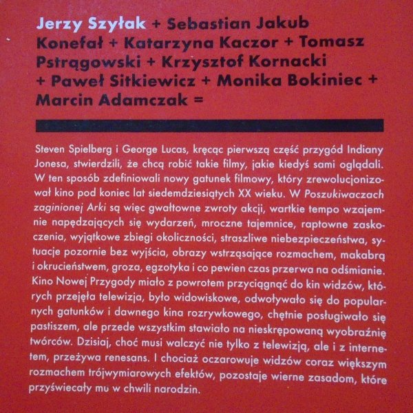 Jerzy Szyłak i inni • Kino Nowej Przygody