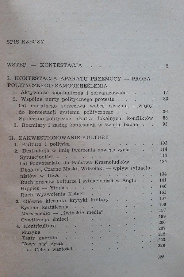 Aldona Jawłowska • Drogi kontrkultury [utopia, ruch hippisowski, kontrkultura]