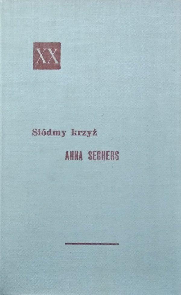 Anna Seghers • Siódmy krzyż