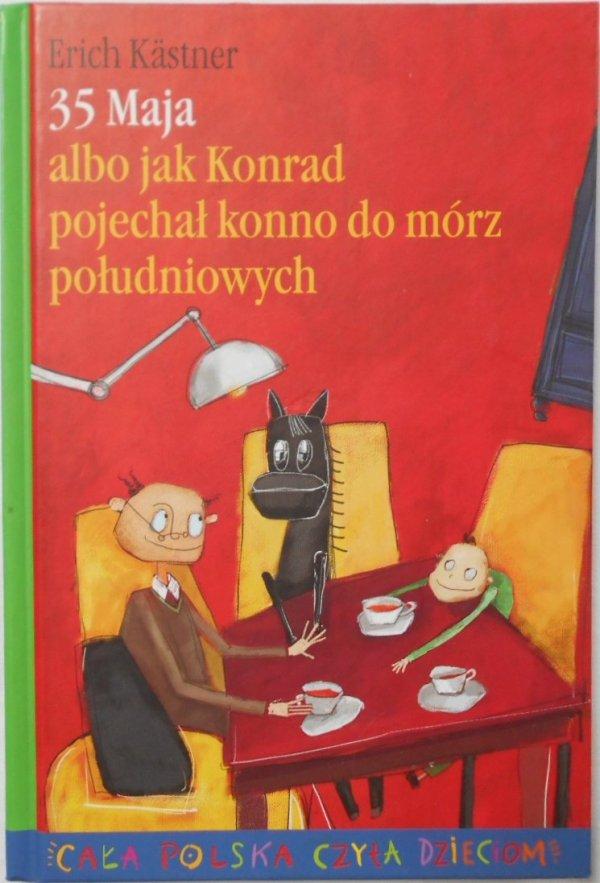 Erich Kastner • 35 maja albo jak Konrad