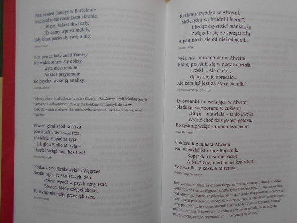 Anna Bikont, Joanna Szczęsna • Limeryki czyli o plugawości i promienistych szczytach nonsensu