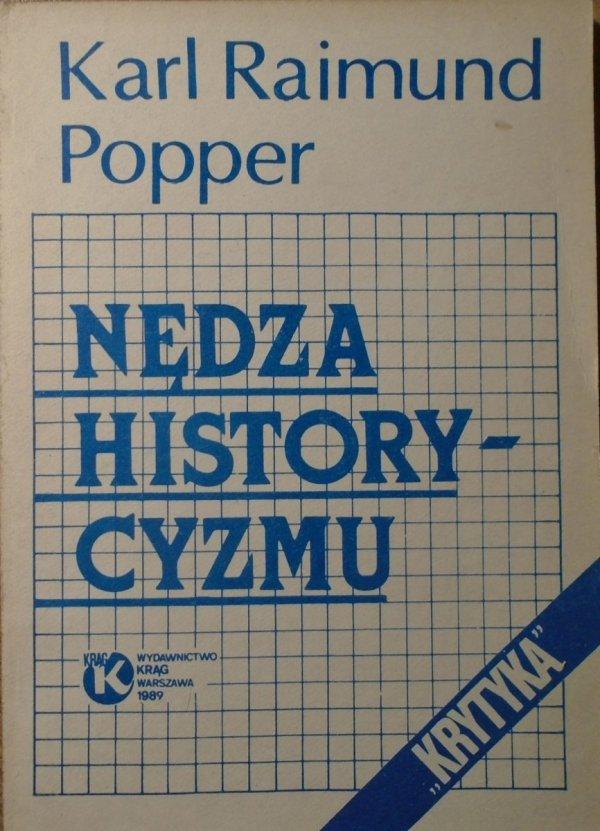 Karl Raimund Popper • Nędza historycyzmu