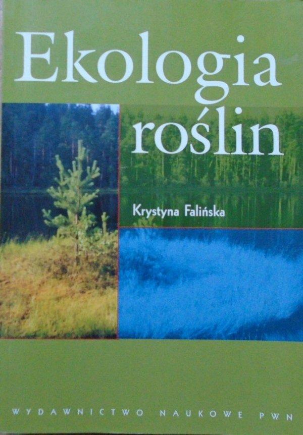Krystyna Falińska • Ekologia roślin