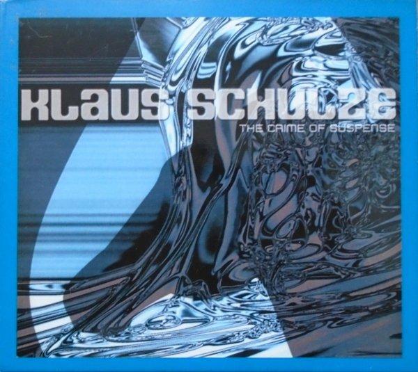 Klaus Schulze • The Crime of Suspense • CD