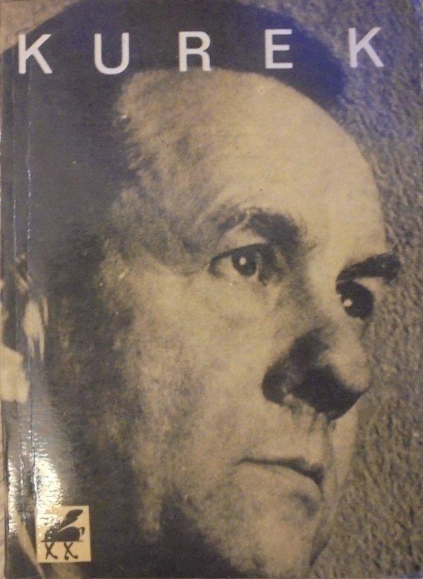 Jalu Kurek • Poezje wybrane [dedykacja autora]