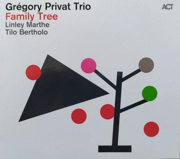 Grégory Privat Trio Family Tree CD