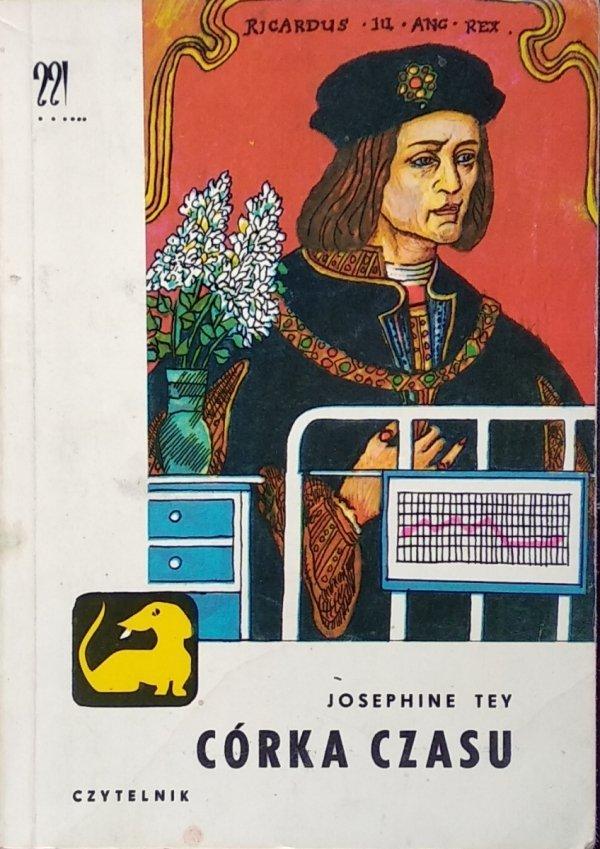 Josephine Tey • Córka czasu