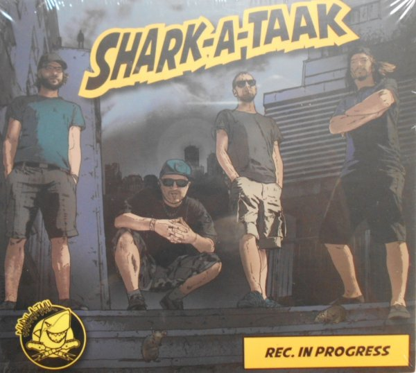 Shark-A-Taak • Rec. in Progress • CD