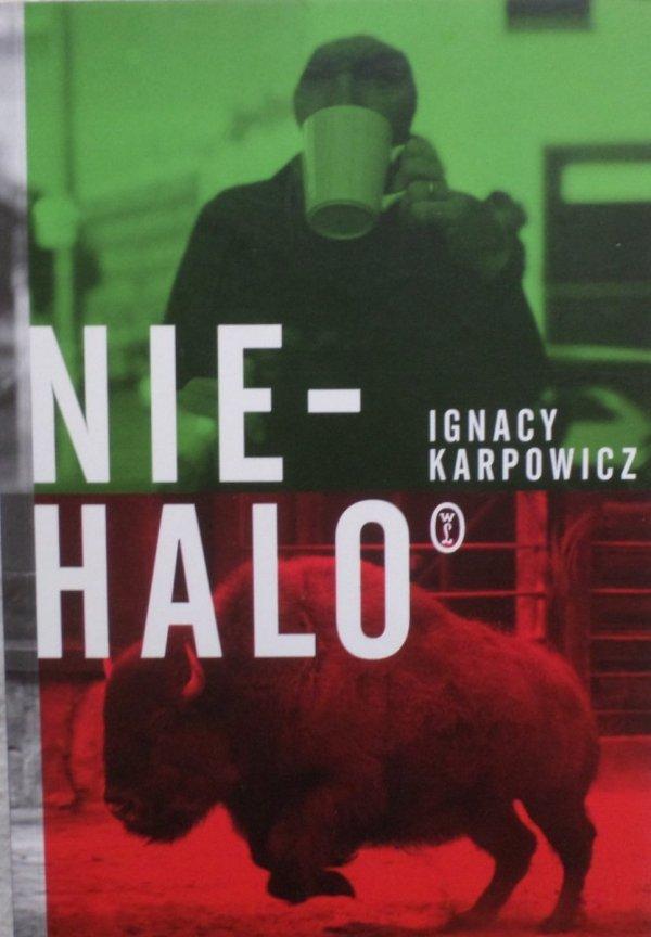 Ignacy Karpowicz • Niehalo