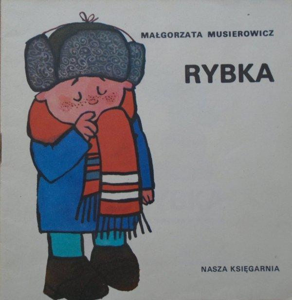 Małgorzata Musierowicz • Rybka [Mirosław Pokora] [Poczytaj mi mamo]