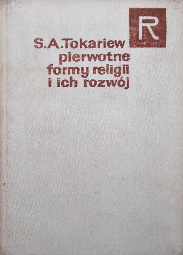 S.A. Tokariew • Pierwotne formy religii i ich rozwój [szamanizm, znachorstwo]