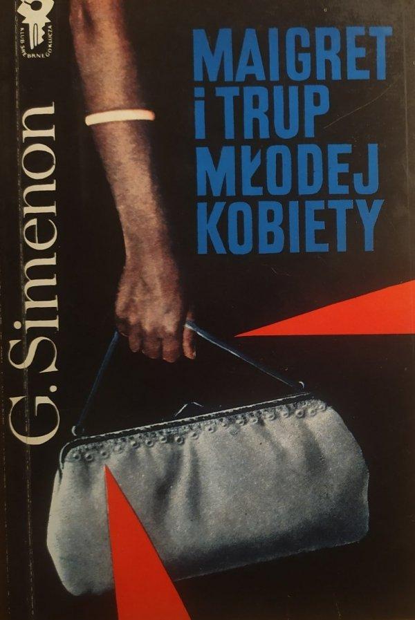 Georges Simenon Maigret i trup młodej kobiety