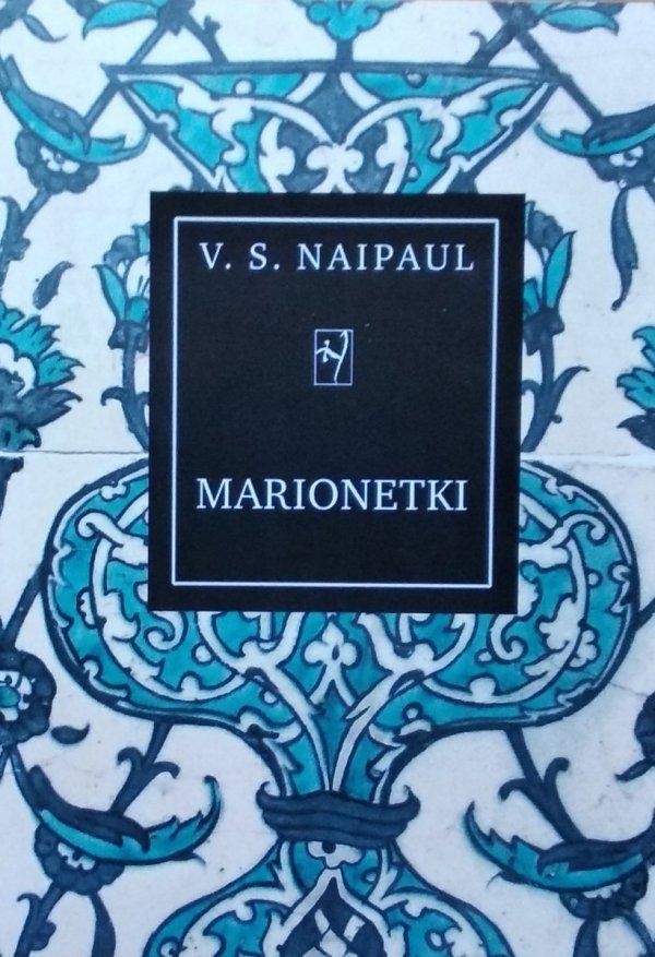 V.S. Naipaul • Marionetki