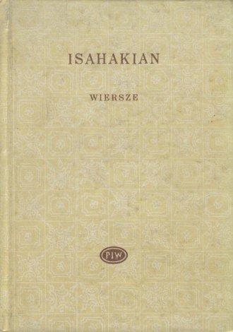 Awetik Isahakian • Wiersze [Biblioteka Poetów]