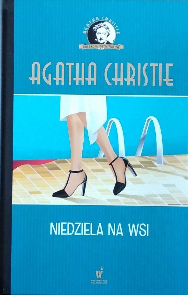 Agata Christie • Niedziela na wsi