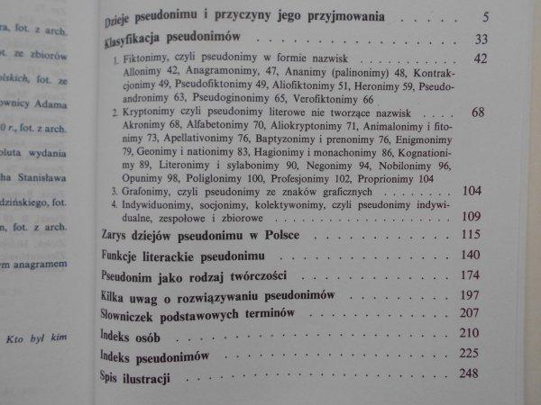 Dobrosława Świerczyńska • Polski pseudonim literacki