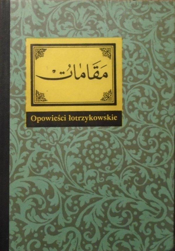 Al-Hamadani • Opowieści łotrzykowskie