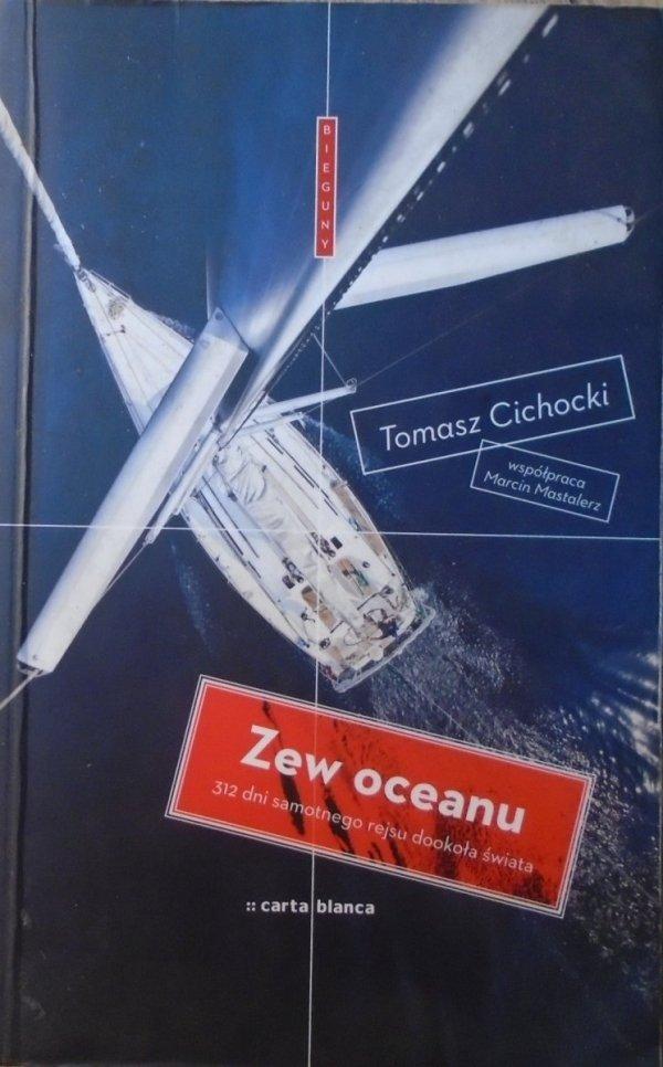Tomasz Cichocki • Zew oceanu