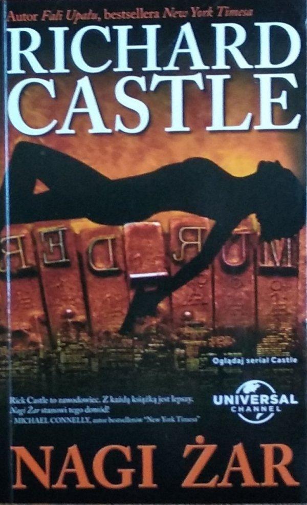 Richard Castle • Nagi żar