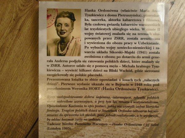 Hanka Ordonówna • Tułacze dzieci