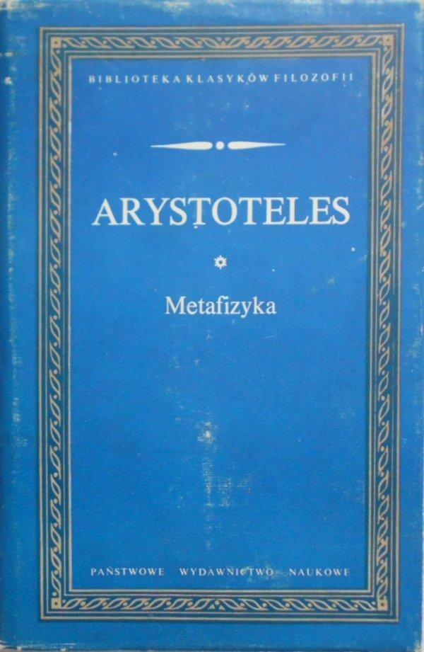 Arystoteles • Metafizyka