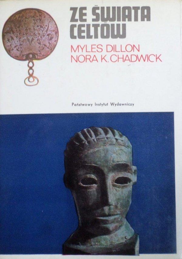Myles Dillon, Nora K. Chadwick • Ze świata Celtów