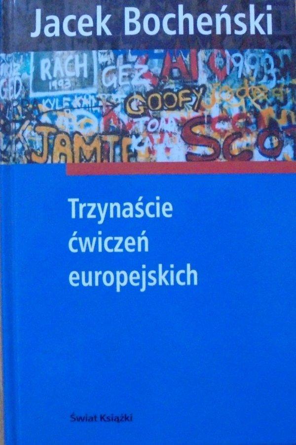 Jacek Bocheński • Trzynaście ćwiczeń europejskich