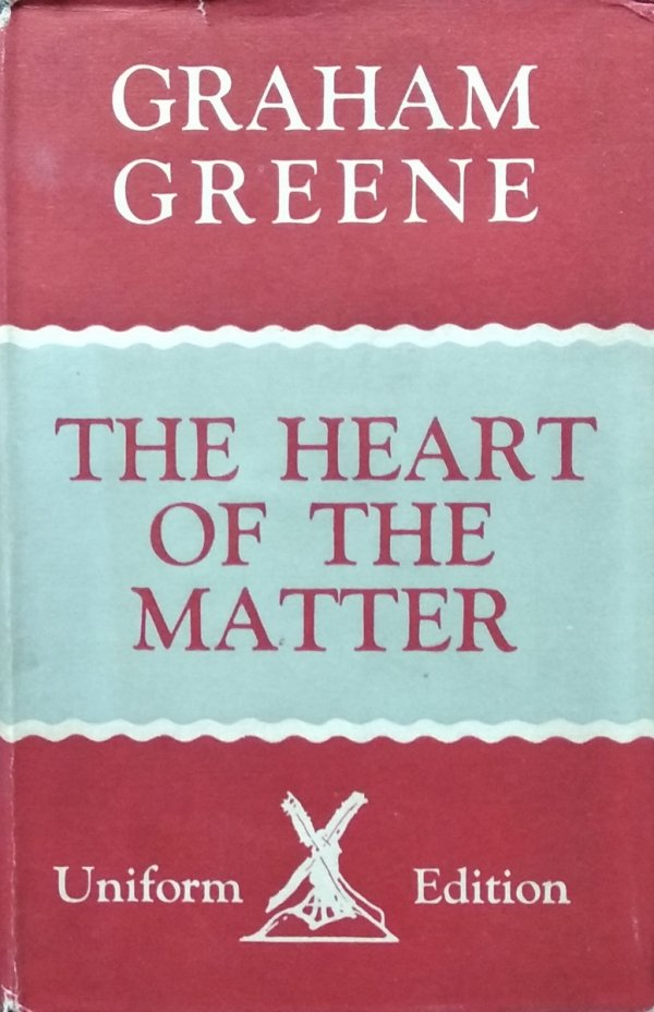 Graham Greene • The Hearth of the Matter