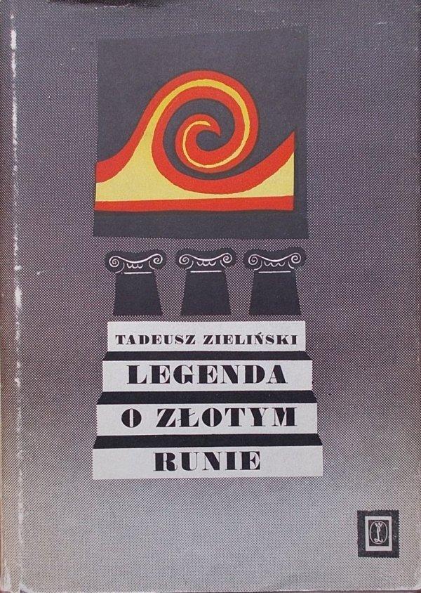 Tadeusz Zieliński • Legenda o złotym runie [Daniel Mróz]