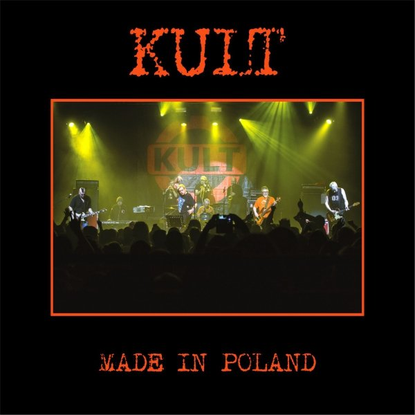 Kult • Made in Poland • 2CD