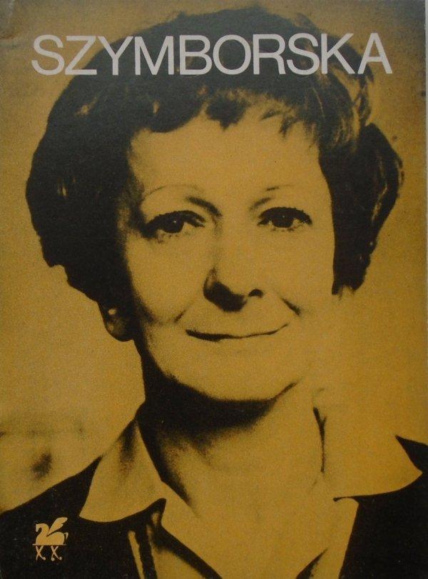 Wisława Szymborska • Poezje wybrane (II)