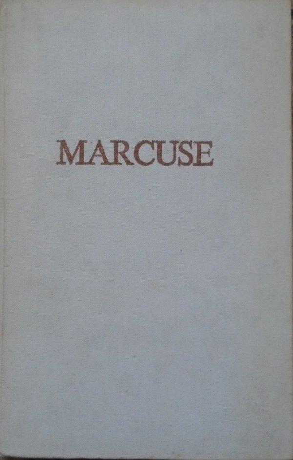 Herbert Marcuse • Człowiek jednowymiarowy
