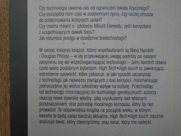 John Naisbitt • High Tech, High Touch. Technologia a poszukiwanie sensu