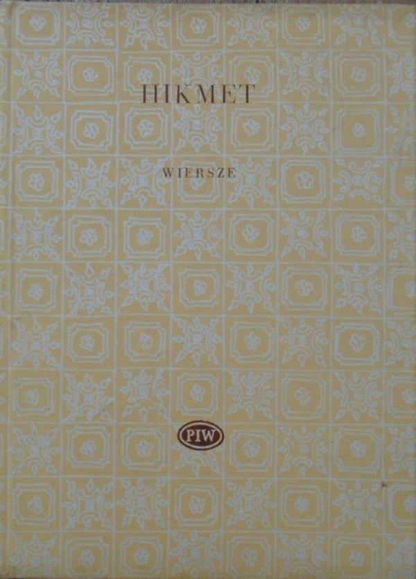 Nazim Hikmet • Wiersze [Biblioteka Poetów]