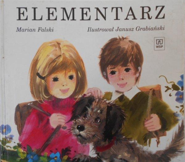 Marian Falski • Elementarz